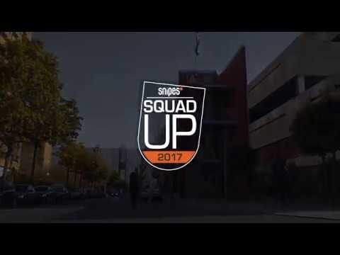 SNIPES Squad Up Teaser - SNIPES