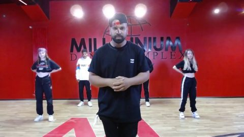 SNIPES x MDC LIVE DANCE CLASS WITH HAMZA HAIMAMI | SNIPES