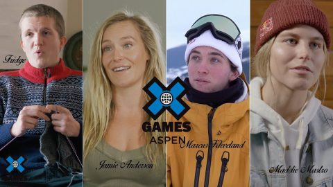 SNOWBOARD ATHLETE PROFILES: X Games Aspen 2020 | X Games | X Games