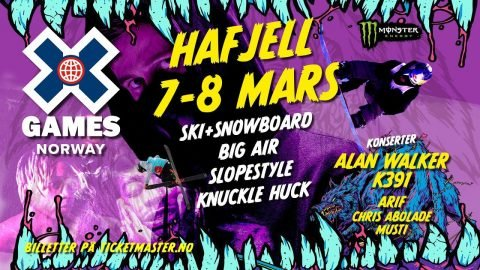 Snowboard Knuckle Huck: LIVESTREAM | X Games Norway 2020 | X Games