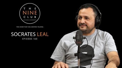 Socrates Leal | The Nine Club With Chris Roberts - Episode 160 | The Nine Club