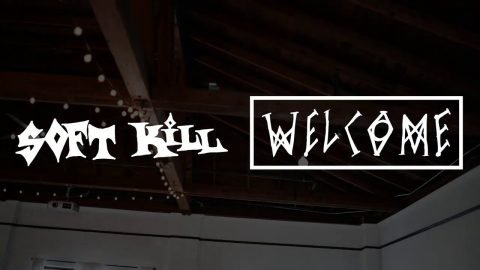 """Soft Kill x Welcome Skateboards exclusive live performance of """"Pretty Face"""" 