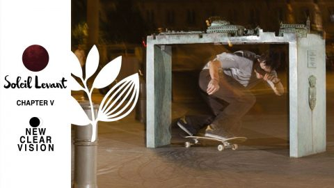 SOLEIL LEVANT - V - NEW CLEAR VISION | Magenta Skateboards