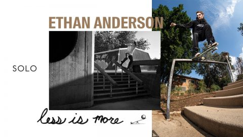 """SOLO: Ethan Anderson in """"Less is more"""" by Less Than Local 