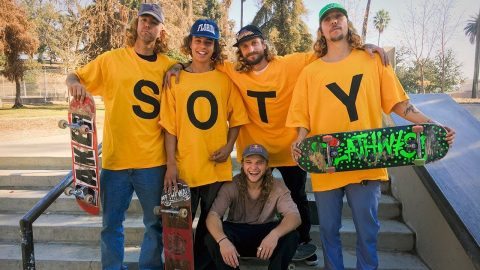 "SOTY 2017: ""Surprising Foy"" Video - ThrasherMagazine"