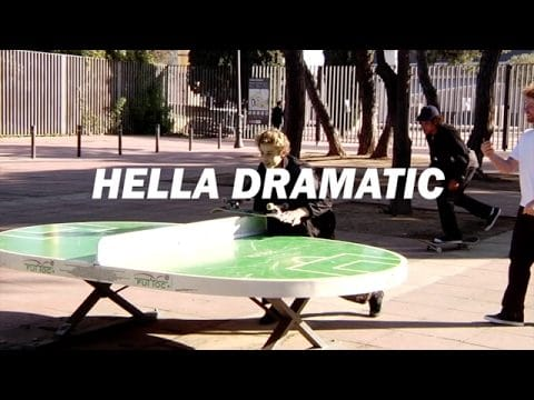 SOUR HELLA DRAMATIC | TransWorld SKATEboarding - TransWorld SKATEboarding