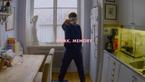 Speak, Memory - David Stenström - Blake Myers