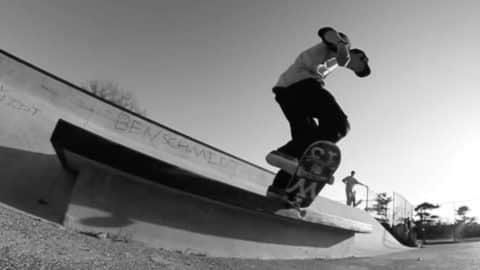 Spencer Brown At The Dump | TransWorld SKATEboarding - TransWorld SKATEboarding