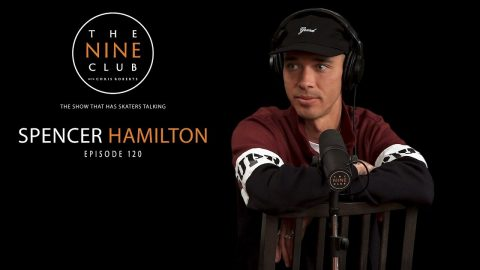 Spencer Hamilton | The Nine Club With Chris Roberts - Episode 120 | The Nine Club