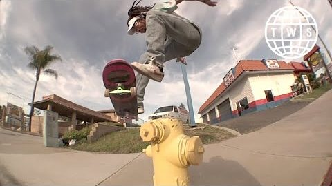 Spencer Semien Moving With Andalé Bearings Part | TransWorld SKATEboarding