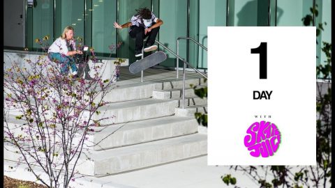 Spend a Day in San Diego with the Skate Juice Crew | The Berrics