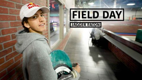 Spend A Day With Pro Skater Jagger Eaton | FIELD DAY | Red Bull Skateboarding
