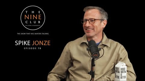 Spike Jonze | The Nine Club With Chris Roberts - Episode 78 - The Nine Club