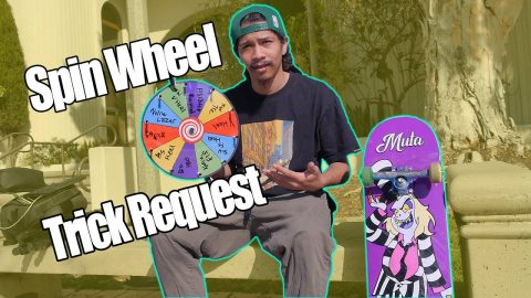 Spin Wheel Trick Request! | Vinh Banh