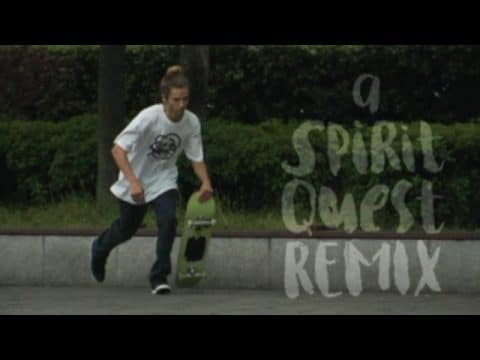 Spirit Quest Remix, Jimmy Lannon and Zach Lyons | TransWorld SKATEboarding - TransWorld SKATEboarding