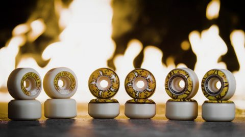 SPITFIRE WHEEL : HELLFIRE FEATURING HERMANN STENE - Spitfire Wheels