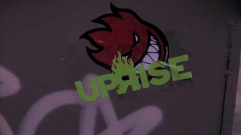 "Spitfire x Uprise ""Burn Through The Night"" 