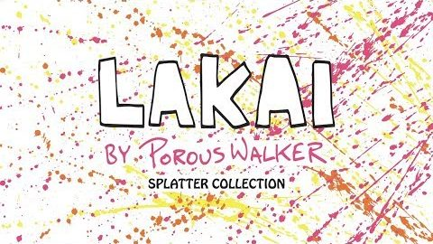 Splatter Collection by Porous Walker | Lakai Footwear