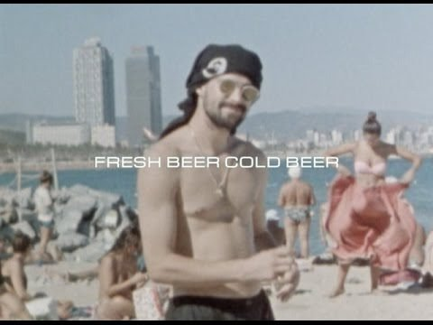 Sports Class: Fresh Beer - Cold Beer Skateboarding Edit HD - veganxbones