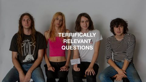 Starcrawler - Terrifically Relevant Questions | Monster Children