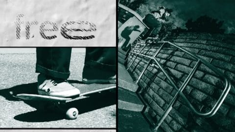 State Footwear presents 'free' | TransWorld SKATEboarding - TransWorld SKATEboarding