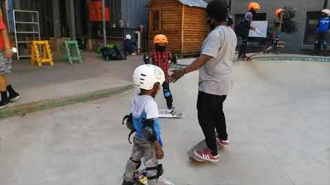Step by step in Johannesburg | Skateistan