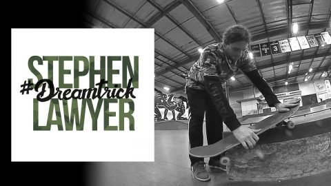 Stephen Lawer's #DreamTrick - The Berrics