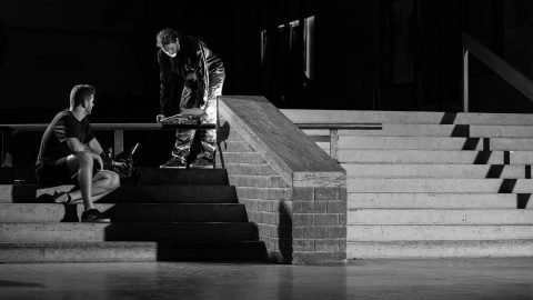 Stephen Lawyer | Recruit: RAW - The Berrics