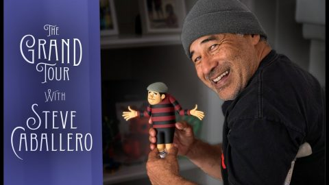 Steve Caballero's Extremely Rare Collection | The Berrics