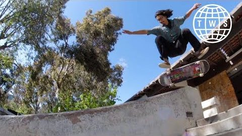 Steve Gamboa's Part from Pharmacy Boardshop's Full-Length Video | TransWorld SKATEboarding