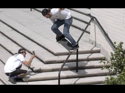 Steve Mull LA Medical Rail Raw - E. Clavel