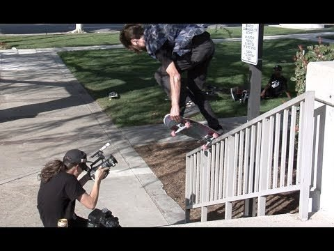 Steve Mull Switch Krook Tail Grab Raw Uncut - E. Clavel