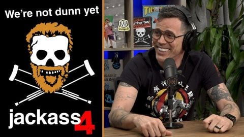 Steve-O Talks About The New Jackass 4 Movie!!! | The Nine Club Highlights