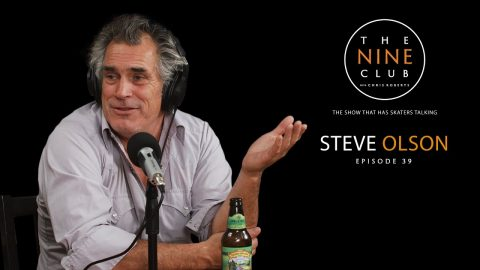 Steve Olson | The Nine Club With Chris Roberts - Episode 39 - The Nine Club