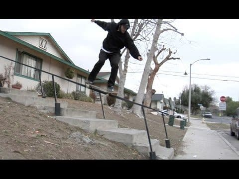 Steven Catizone 5050 Gap to Street Raw Uncut - E. Clavel