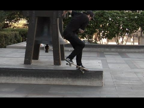 Steven Catizone Allie Oop Switch 180 Krooks Jakwon Raw Uncut - E. Clavel