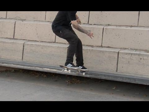 Steven Catizone Lake Forest Ledge Session Raw - E. Clavel
