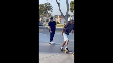 Stoners at Skatepark be Like... #shorts | Lamont Holt