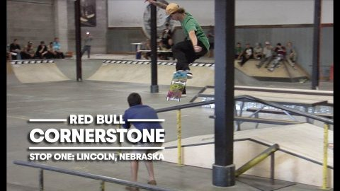 Stop One: Lincoln Nebraska | Red Bull CORNERSTONE 2019 | Red Bull Skateboarding