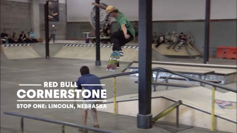 Stop One: Lincoln Nebraska | Red Bull CORNERSTONE SERIES | Red Bull Skateboarding