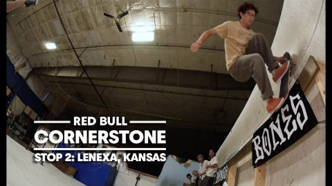 Stop Two: Lenexa, Kansas | Red Bull CORNERSTONE 2019 | Red Bull Skateboarding