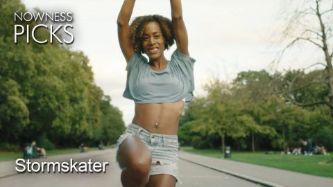 Stormskater | A love letter to London's roller-skating community - NOWNESS
