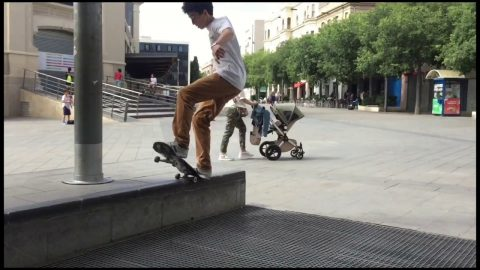 Street Colleagues: Brayan Albarenga, Javi Fioretto, Mikel Vidal... - elpatincom