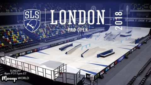STREET LEAGUE LONDON (PRO OPEN) - MannysWorld