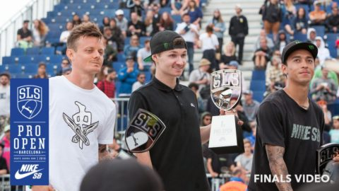 Street League Pro Open Finals and Best Trick | TransWorld SKATEboarding