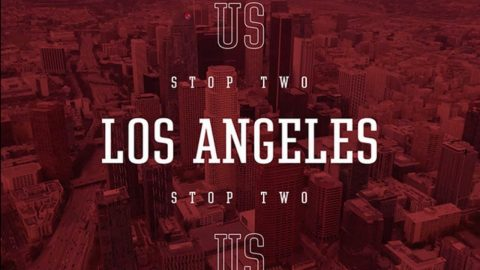 Street League World Tour Stop #2 - Los Angeles | SLS