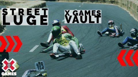 Street Luge 1999: X GAMES THROWBACK | World of X Games | X Games