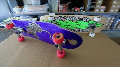 STREET PLANT: Hand Built Completes By Mike Vallely | STREET PLANT