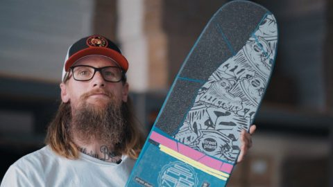 STREET PLANT: Hand Built Completes w/ Custom Griptape By Mike Vallely | STREET PLANT