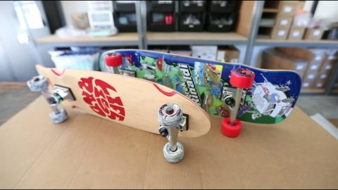 STREET PLANT: Hand Built Completes By: Mike Vallely | STREET PLANT